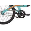 "ORBEA Grow 2 1V - Vélo enfant - 20"" noir/turquoise"